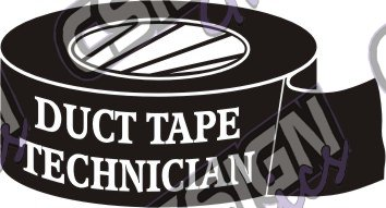 Duct Tape Technician