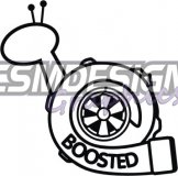Original CSMDESIGN DESIGNED Boosted Turbo Snail